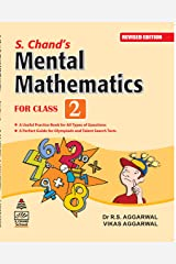S. Chand's Mental Mathematics for Class 2 Paperback
