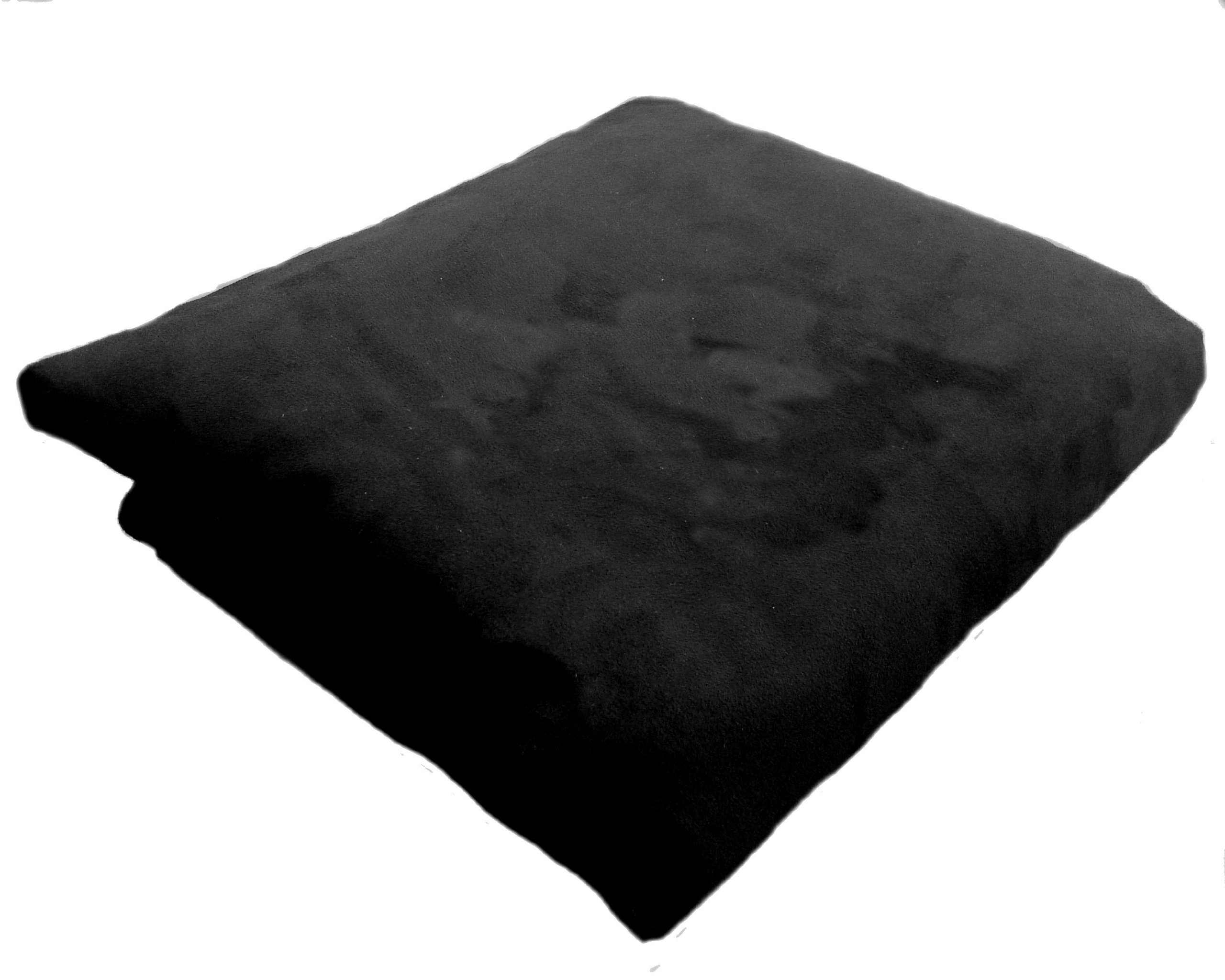Replacement Cover for 6 Foot Cozy Sack Bean Bag Chair 48 Inch Diameter Durable Double Stitch Construction Machine Wash