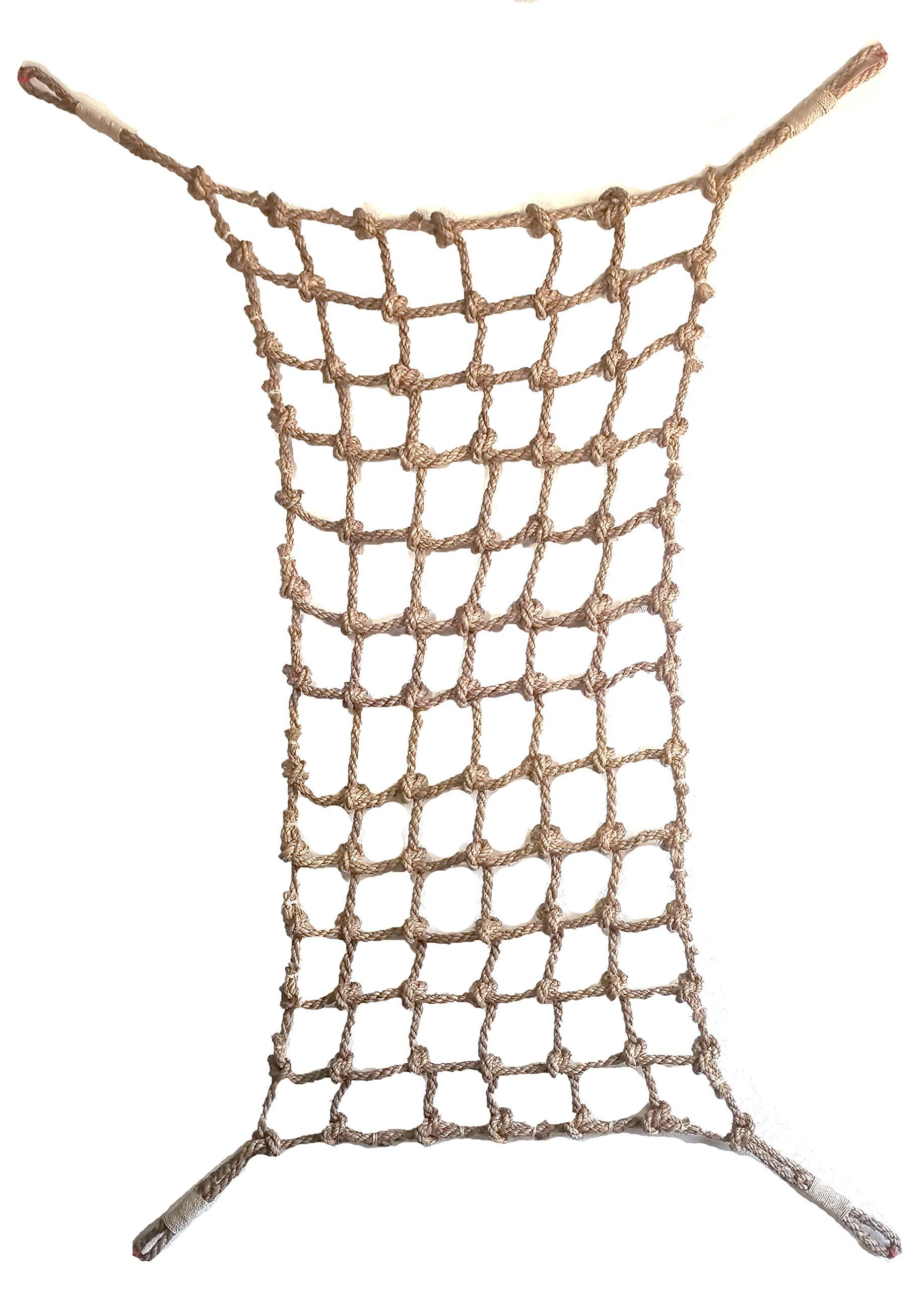 ARONICO Canopy Bird Net Play Gym (Large) by ARONICO
