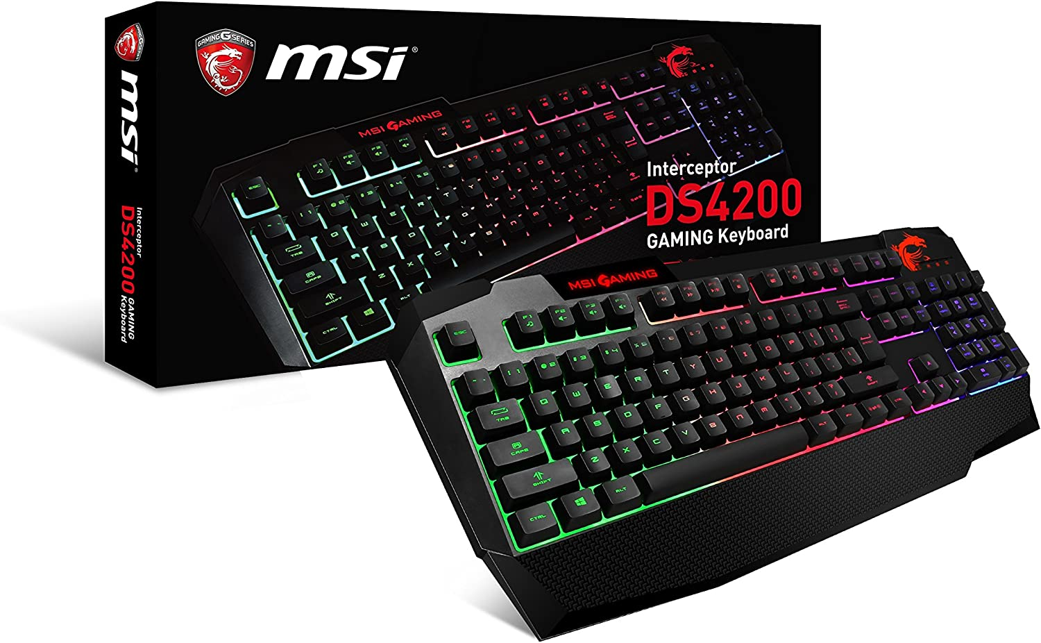INTERCEPTOR DS4200 | MSI France