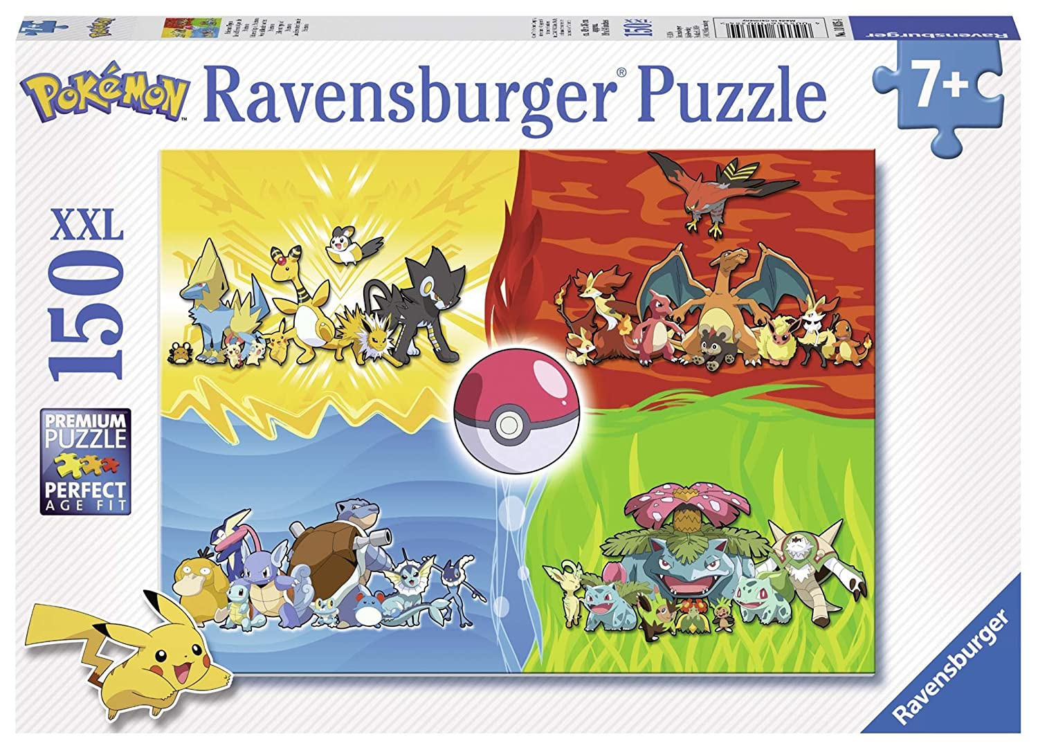 Puzzle Enfant Pokemon