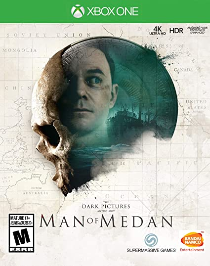 The Dark Pictures: Man of Medan for Xbox One [USA]: Amazon.es ...