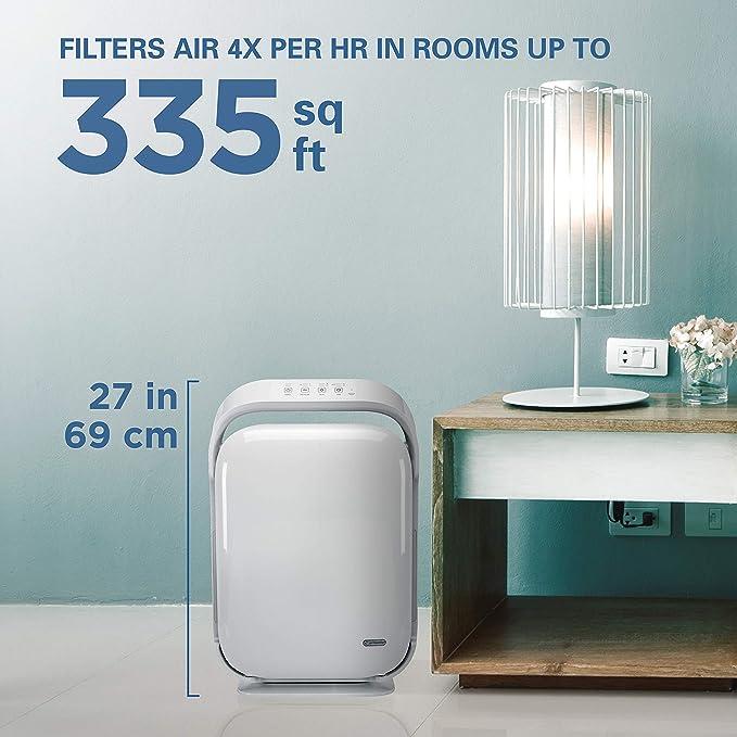 Germ Guardian High CADR True HEPA Filtro purificador de aire para ...