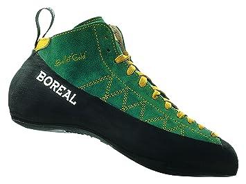 Boreal Ballet Gold - Zapatos deportivos unisex, Multicolor (Verde), 38 3/4 EU