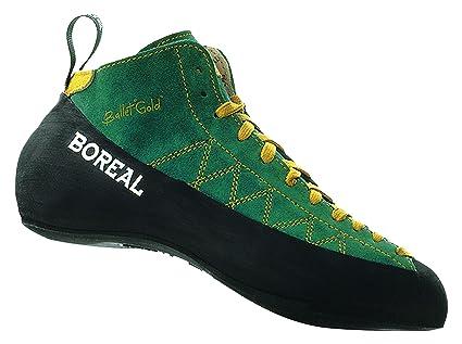 Boreal Ballet Gold - Zapatos deportivos unisex, Multicolor (Verde), 34 1/