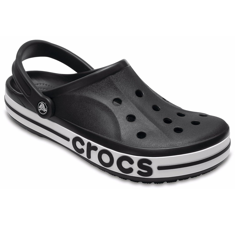 Crocs Unisex Adult Bayaband Clogs Black