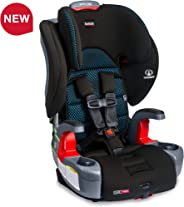 Britax Grow with You ClickTight Harness-2-Booster Car Seat - 2 Layer Impact Protection - 25 to 120 Pounds, Cool Flow Teal [N