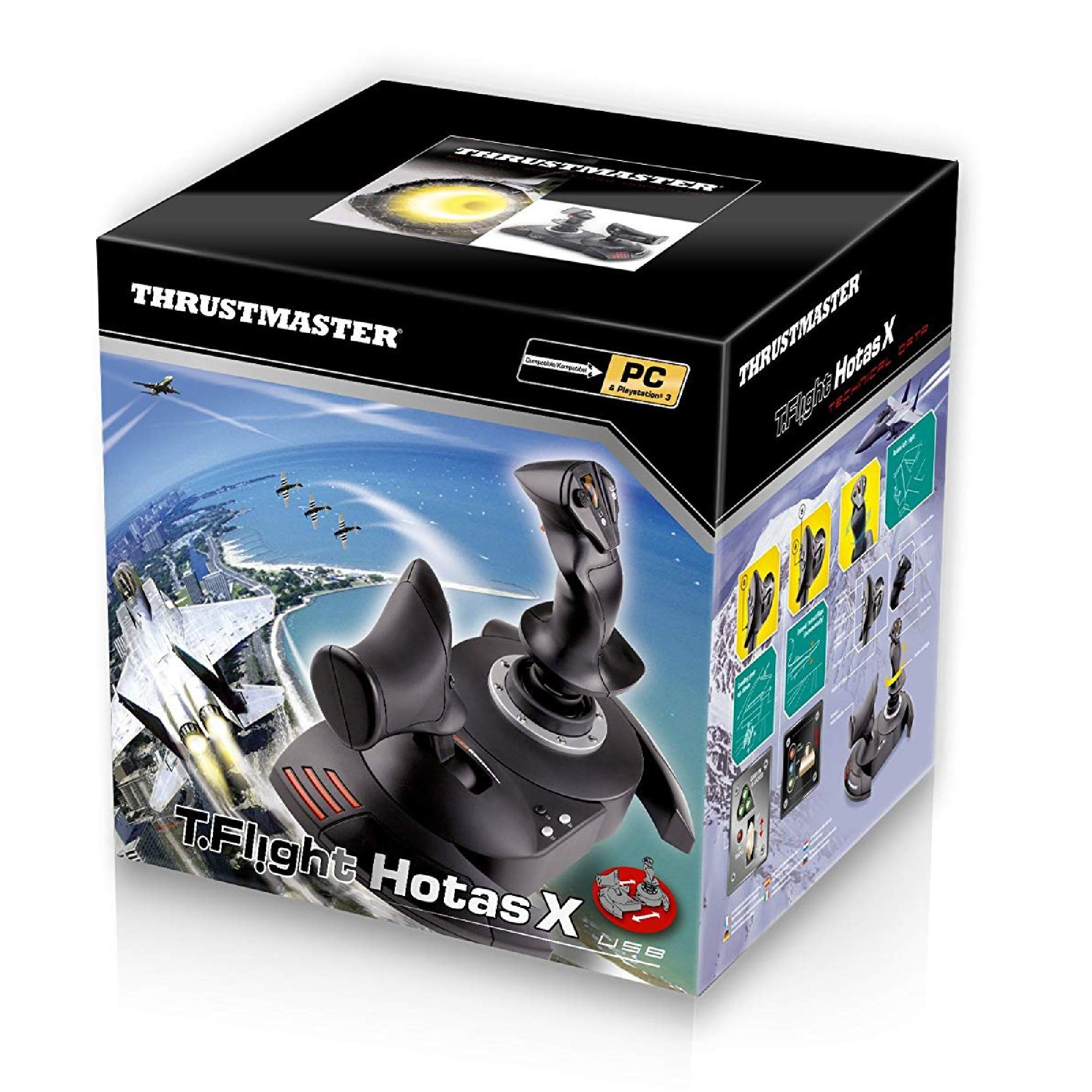 Thrustmaster T-Flight Hotas X Flight Stick by Thrustmaster (Image #5)