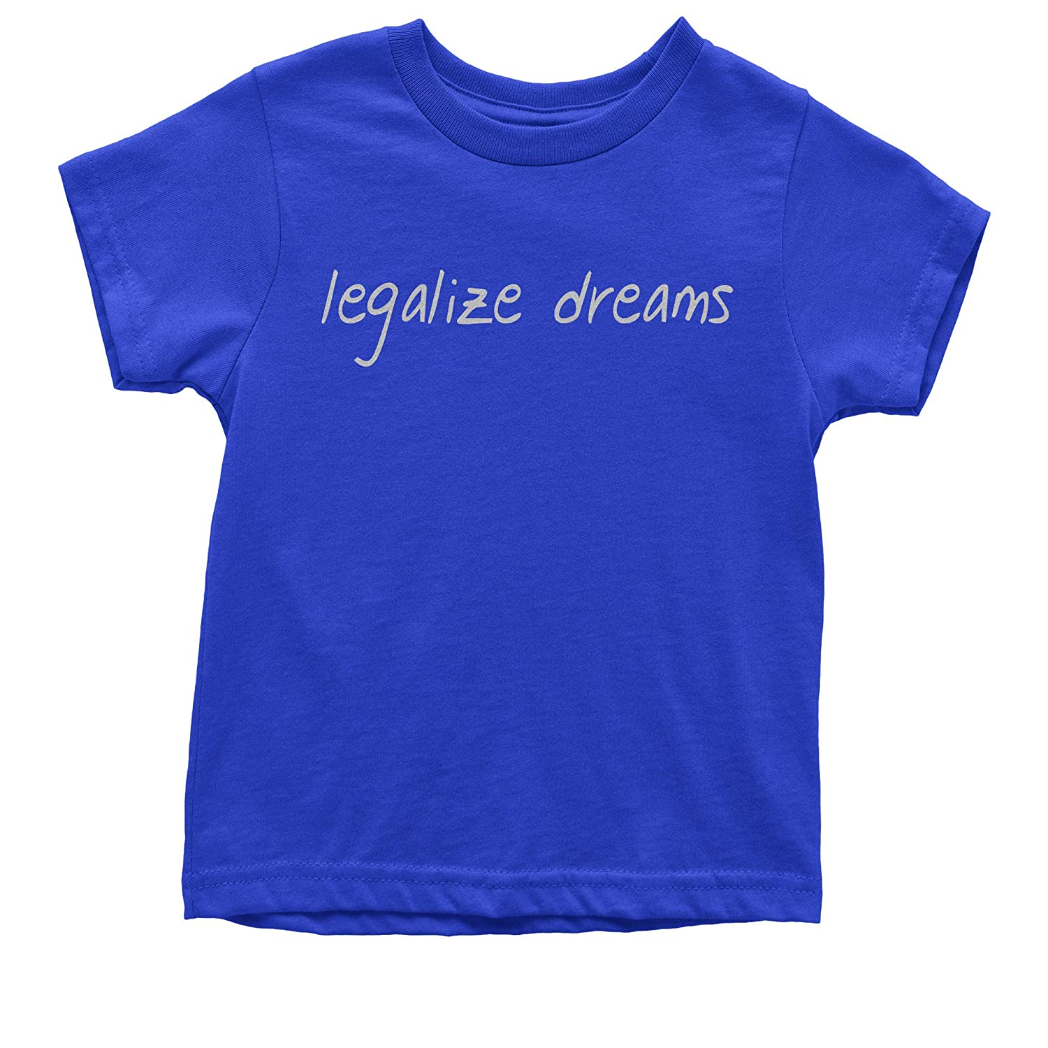 Expression Tees Legalize Dreams Youth T-Shirt