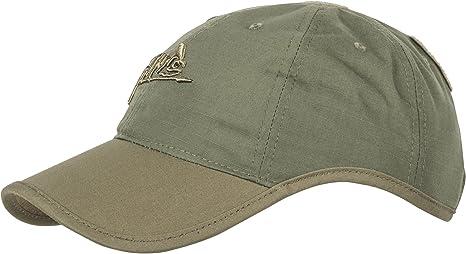 Helikon Tex Logo cap/ /Policotone Ripstop di Olive Green//Adaptive Green a