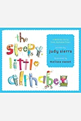 The Sleepy Little Alphabet: A Bedtime Story from Alphabet Town Kindle Edition