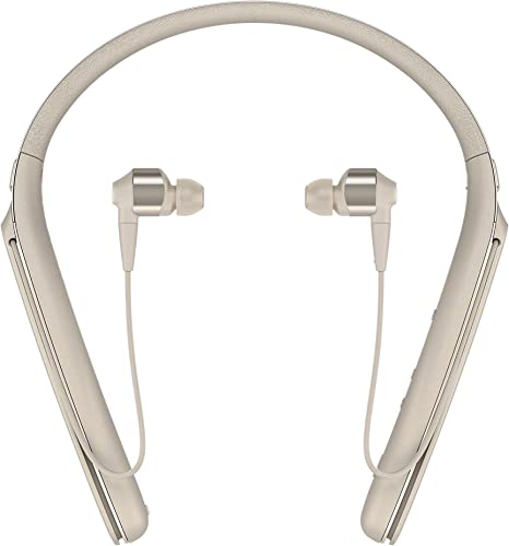 Sony WI-1000X Noise Cancelling Wireless Behind-Neck in Ear Headphones