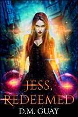 Jess, Redeemed: A teen psychic mystery romance series (Guardians of Salt Creek Book 3) Kindle Edition