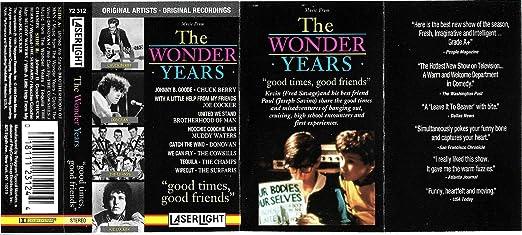 Ross & Supremes, Ink Spots, Gore, Wonder Years - Wonder Years Vol 04