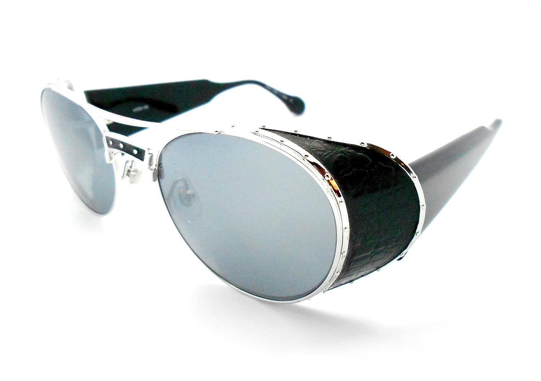 Amazon.com: Matsuda M3032 Ronda Sol Polarizadas con lentes ...