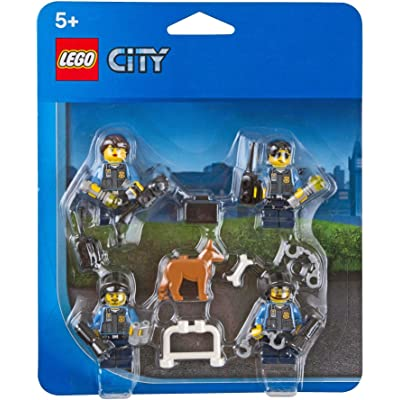 Lego City police set City Police Accessory Set 850617 (domestic distribution genuine): Toys & Games