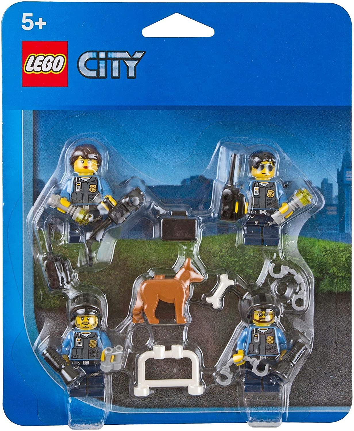 Lego City police set City Police Accessory Set 850617 (domestic distribution genuine)