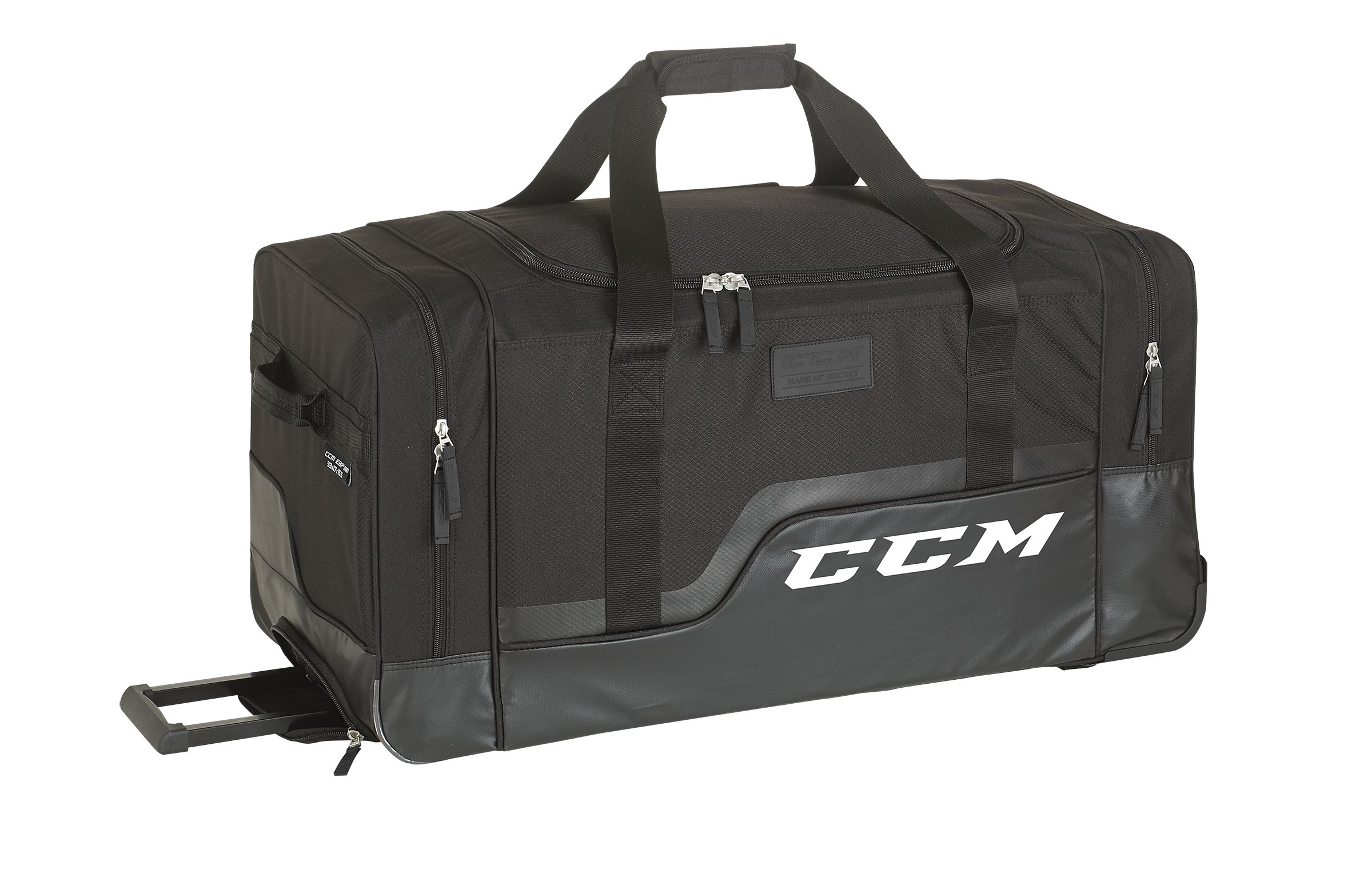 CCM 280 PLAYER DELUXE WHEELED BAG Black 37