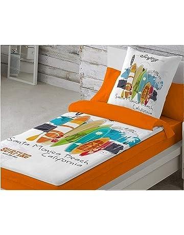 Saco nórdico CON RELLENO NORDICO SURF para cama 90 x 190/200