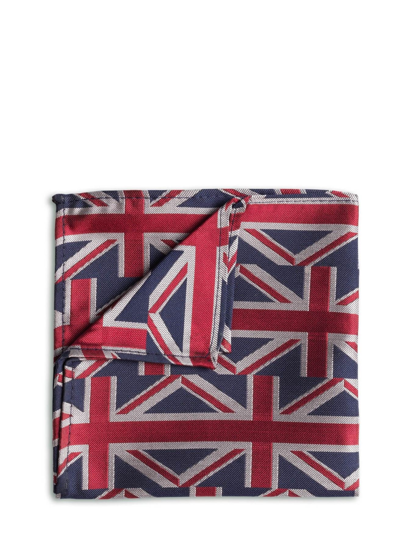 Paisley of London, Boys Royal Union Jack Hanky, One Size