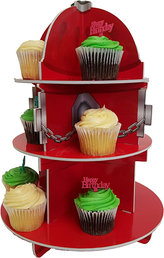 Amazon.com: Soporte para tartas para fiestas infantiles ...