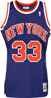663e728e7 Mitchell   Ness Patrick Ewing  33 New York Knicks 1991-92 Swingman NBA  Jersey