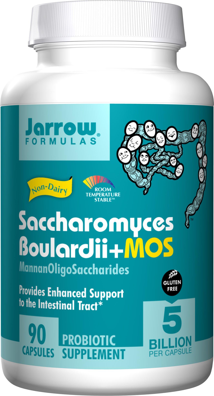 Jarrow Formulas Sacharomyces Boulardii & Mos Provides Enhanced Support To T.. 4