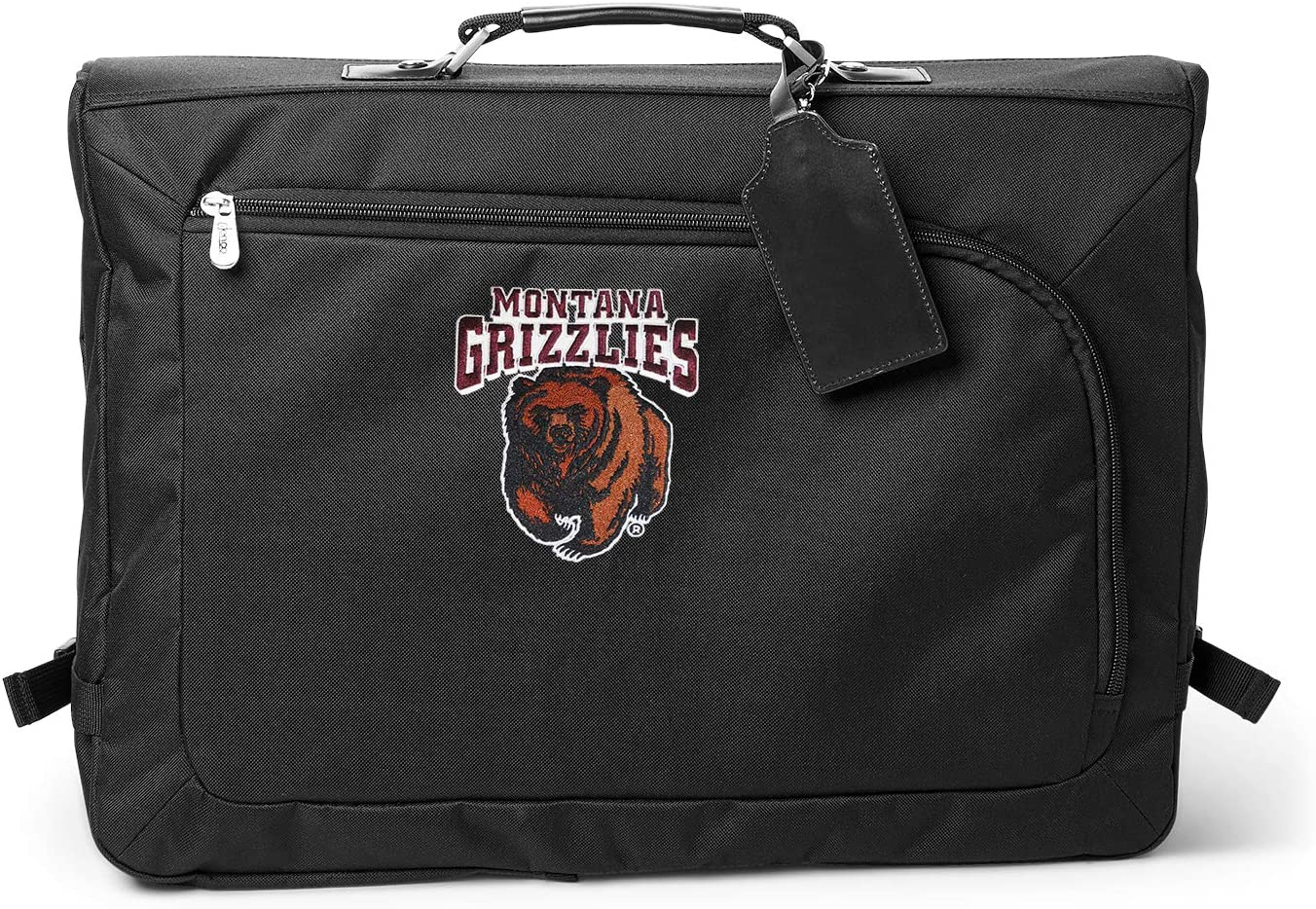Denco NCAA Montana Grizzlies Carry-On Garment Bag 18-inches