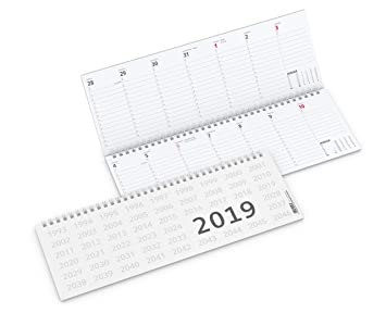 Geiger-Notes Signal - Agenda semanal de mesa (3 unidades ...