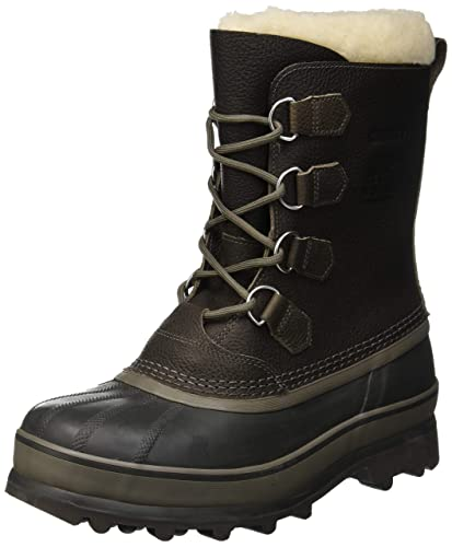 SOREL Men s Caribou WL Snow Boot 5dfa938c0494