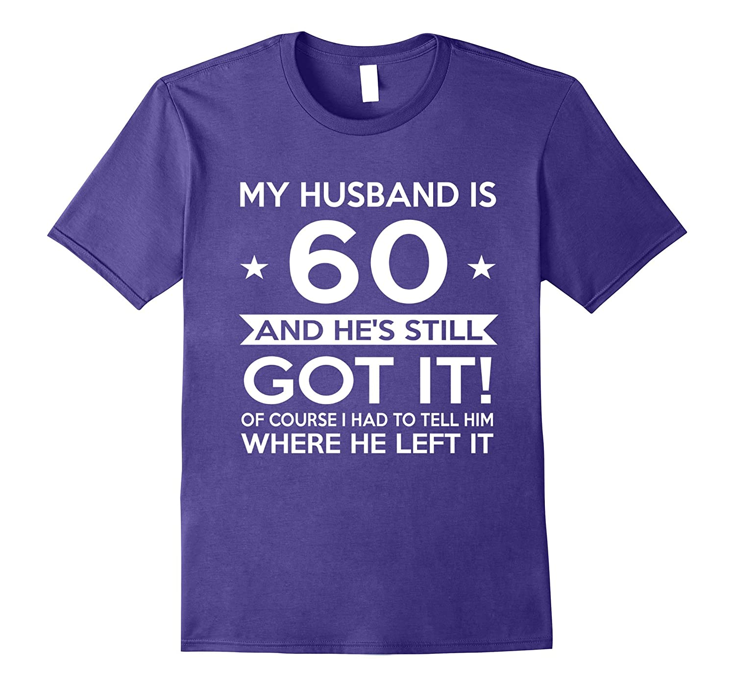 60th Birthday Color Ideas: My Husband Is 60- 60th Birthday Gift Ideas For Him-CL