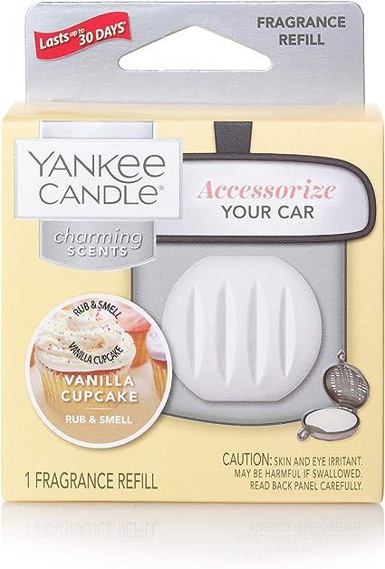 Yankee Candle Vanilla Cupcake Charming Scents Nachfüllduft Küche Haushalt