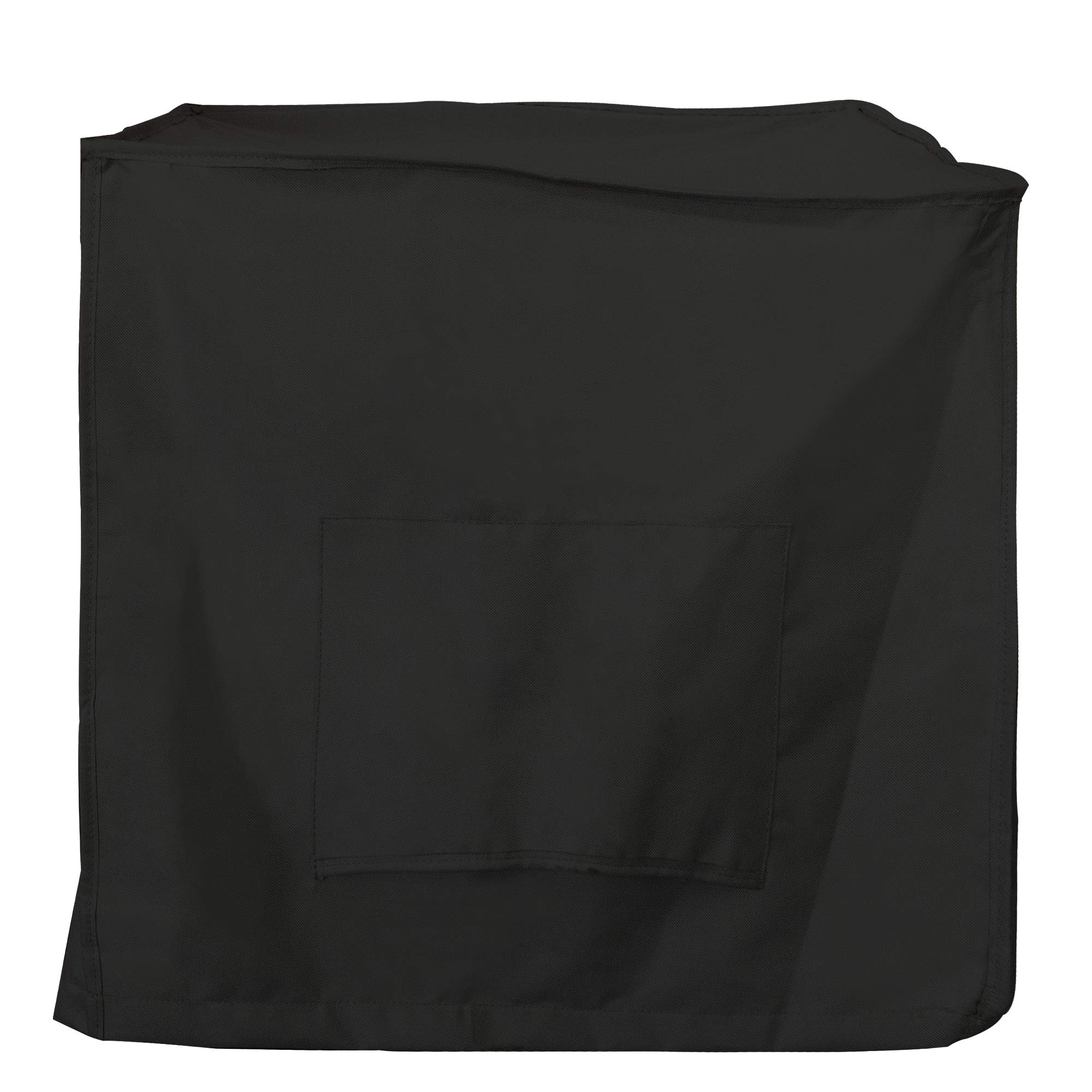 NEXTCOVER Universal Generator Cover-600D Canvas Heavy Duty Waterproof Fade Resistant,Fits Generator Up to 38'' Long and 28'' Wide and 30'' High,Black Color,N21G810C by NEXTCOVER (Image #5)