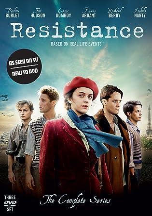Amazoncom Resistance The Complete Series Dvd Pauline
