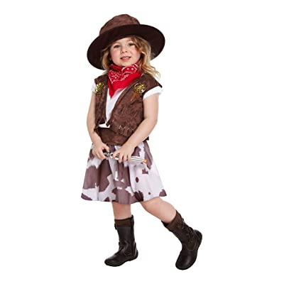 3 Years Toddler's Cowgirl Costume: Clothing