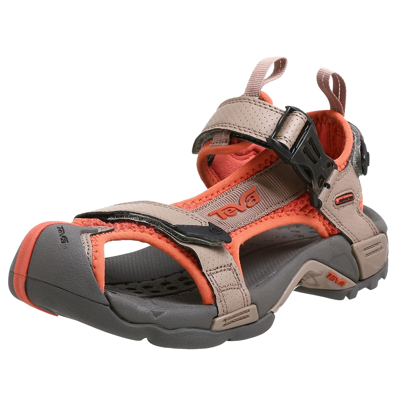 best sneakers d8327 eed44 Teva Women's Toachi Sandal,Ginger Spice,6 M US: Amazon.in ...
