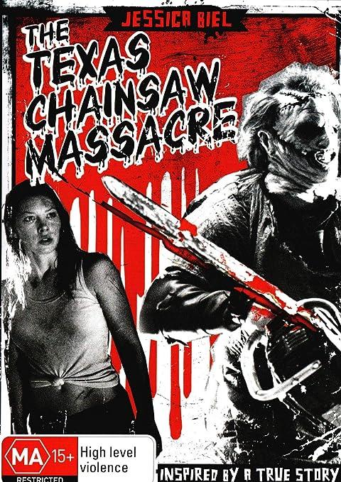The Texas Chainsaw Massacre NON-UK Format / Region 4 ...