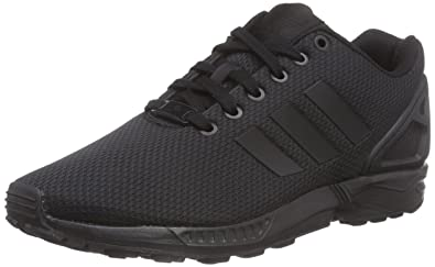 Adidas Zx Flux Black And Gold Sole
