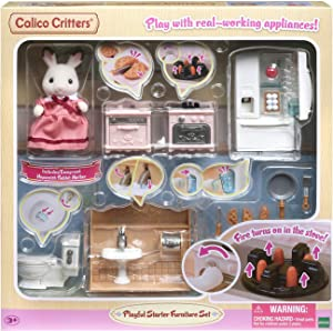 Calico Critters Playful Starter Furniture Set