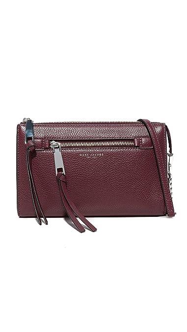 f0020691ead7 Amazon.com  Marc Jacobs Women s Recruit Small Cross Body Bag ...