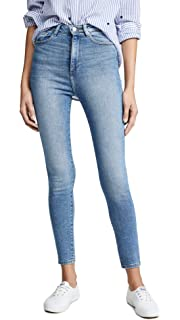 b1f2b65702c Amazon.com: DL1961 Women's Mara Ankle Straight Jeans: Clothing