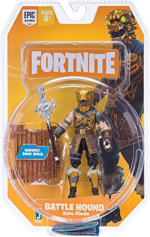 Toy Partner Figura Fortnite Battle Hound 10 Cm. Serie Incluye 1 Accesorio, En Blister, Multicolor, Talla Única (FNT0071): Amazon.es: Juguetes y juegos