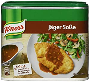 Knorr Hunter Sauce Mix (Jaeger Sosse) -Pack of 2 x Containers