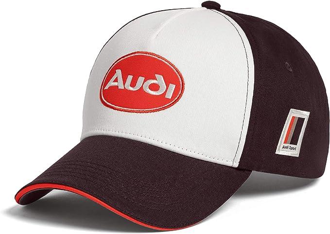 Audi Collection 3132000600 Heritage Cap Braun Auto