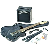 Yamaha ERG121 Gigmaker Electric Guitar & Amp Basic Pack - Black Gloss