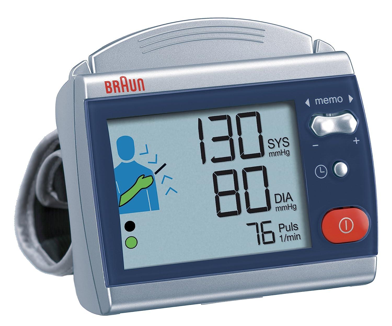 Braun BP3560, AAA 1.5V - Tensiómetro: Amazon.es: Salud y cuidado personal