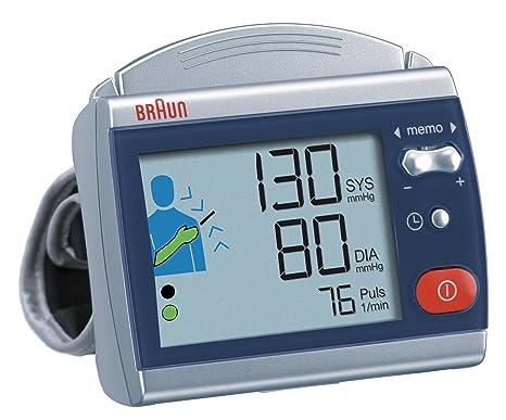 Braun BP3560, AAA 1.5V - Tensiómetro