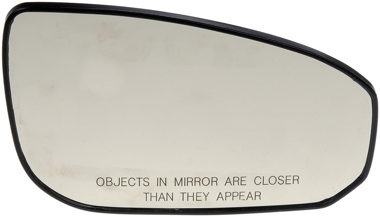 Dorman 56501 Passenger Side Heated Plastic Backed Mirror Glass Dorman - HELP