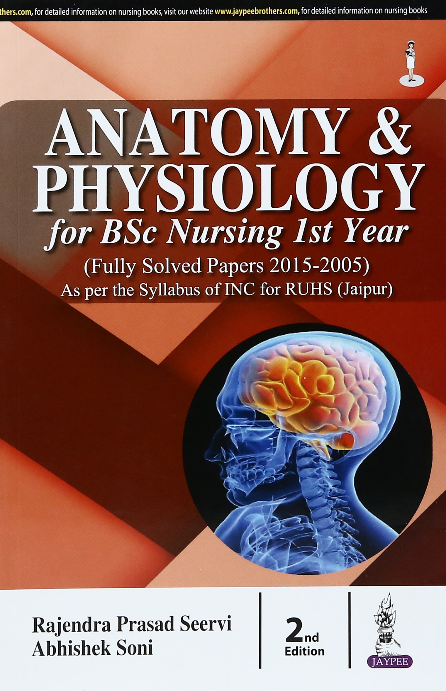 ANATOMY & PHYSIOLOGY FOR BSC NURSING 1ST YEAR (FULLY SOLVED PAPERS ...