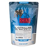 Hard Rhino L-Citrulline DL-Malate 2:1 Powder, 500